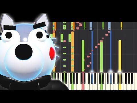 Piggy Book 2 Main Theme Piano Remix Youtube Main Theme Piggy Theme