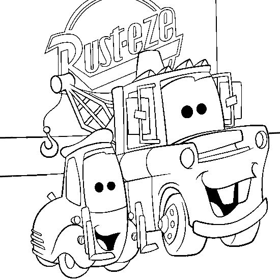 cars coloring pages 52 free disney printables for kids - 550×550
