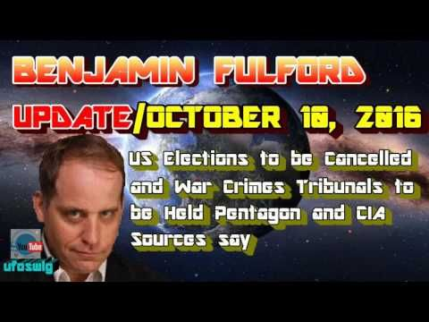 PHILOSOPHICAL ANTHROPOLOGY: US elections to be cancelled and war crimes tribun...
