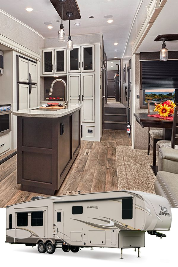 Jayco 5Th Wheel >> Brighten Up Your Adventures With A Fresh Take On Jayco S