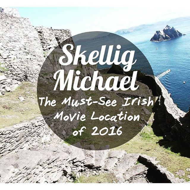Skellig Michael in Kerry, Ireland is a must-visit vacation spot for Star Wars fans.