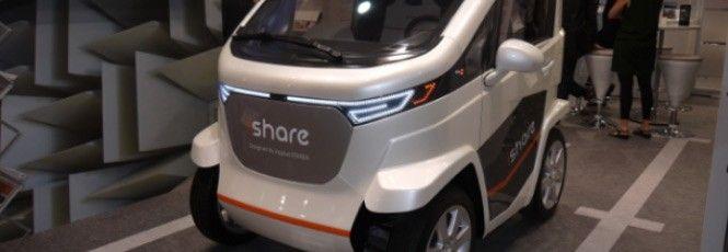 Quem passa esta semana pelo Expo Center Norte durante a realização do Congresso SAE 2013 de Mobilidade, encontra uma série de iniciativas e soluções curiosas da indústria automobilística para lidar com questões como sustentabilidade e deslocamento em cidades.Mas talvez poucas delas chamem mais a ate