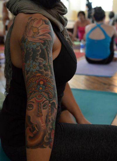 38 best images about yoga inspired tattoos on pinterest shiva tattoo sanskrit and lotus. Black Bedroom Furniture Sets. Home Design Ideas