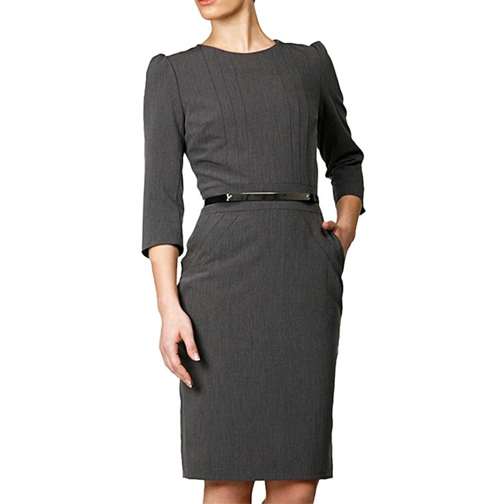Exquisite Grey Work Dresses