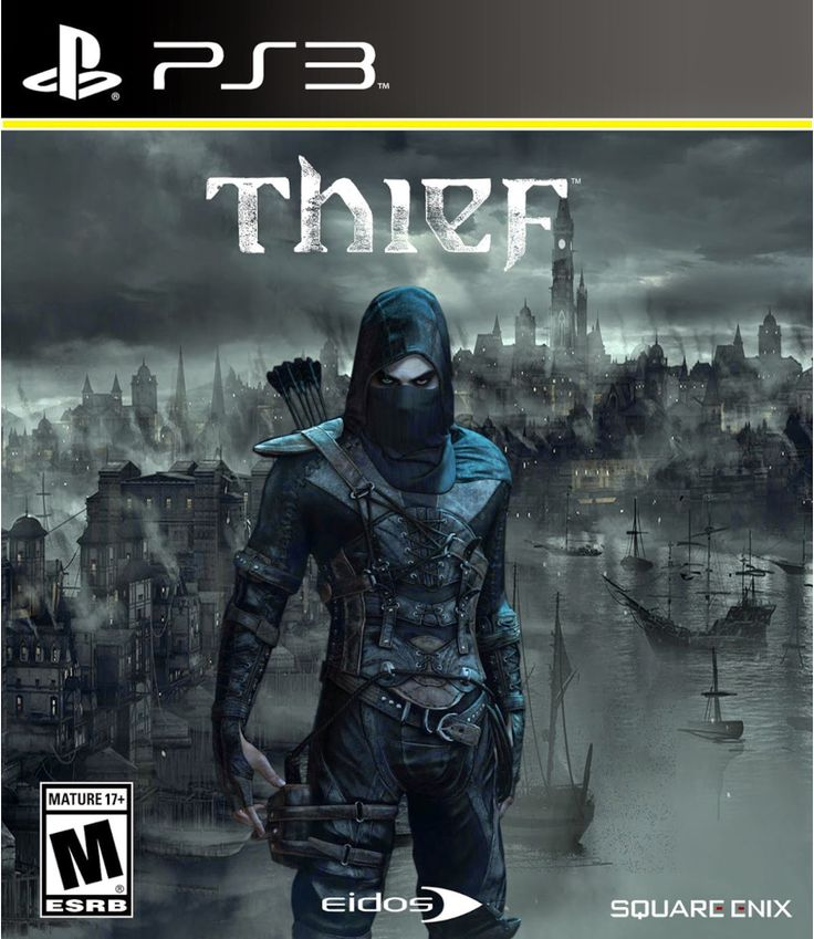 Thief PS3 DUPLEX   CFW 3.55 - 4.55   ISO Games Download