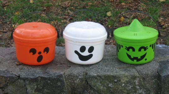 McDonald's Halloween Happy Meals