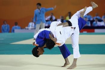 Judo: Men's 60kg (132 Lbs.)  Gold: Arsen Galtsyan, Russia  Silver: Hiroaki Hiraoka, Japan  Bronze: Felipe Kitadai, Brazil  Bronze:  Rishod Sobirov,