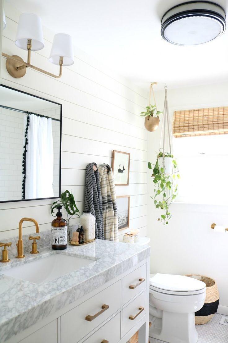 Three Posts Climsland 3 Light Vanity Light Reviews Wayfair Simple Bathroom Decor Bathroom Styling Bathroom Design