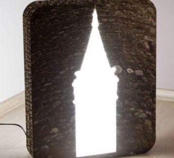 Lampboard Mini Abajur(Galata)