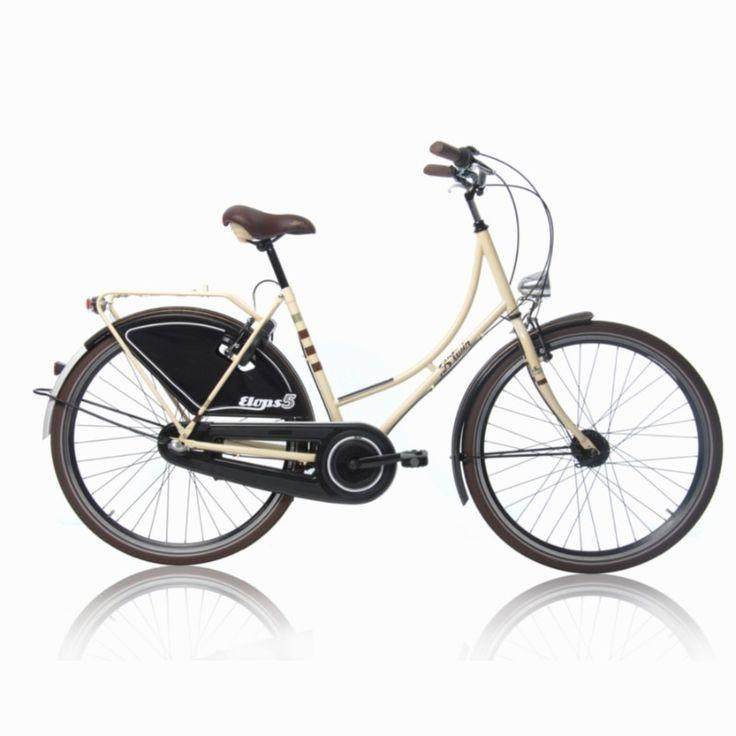 Bicicletas adulto - Bicicleta paseo Elops 5 2012