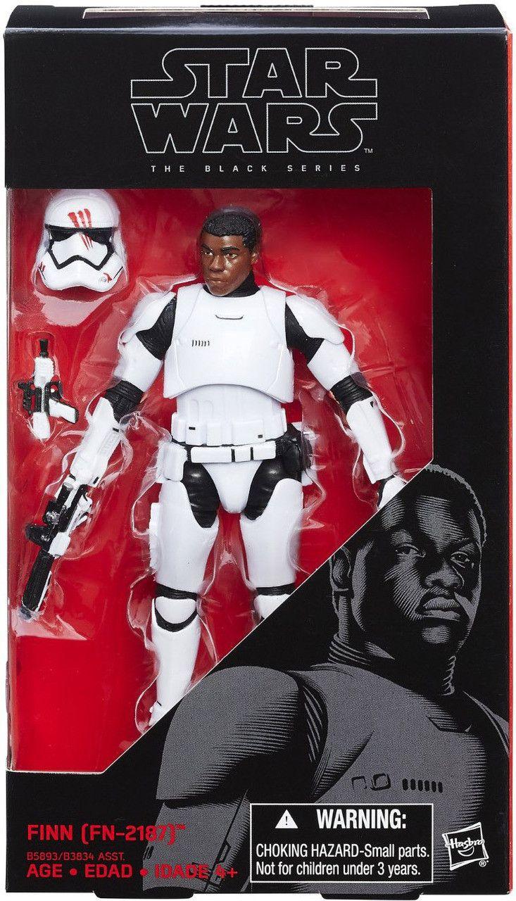 Star Wars The Black Series 6 Inch Finn FN-2187