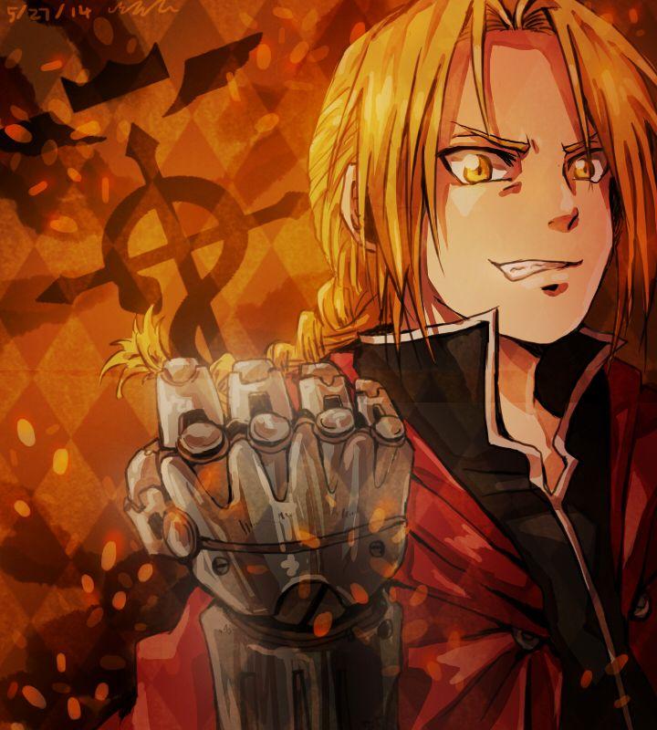 17 Best Images About Fullmetal Alchemist On Pinterest