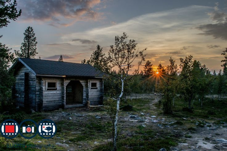 Lapland Sunset by Suomi.Photography  on 500px