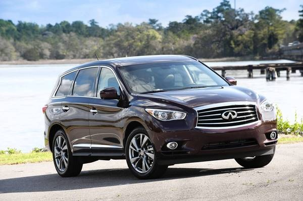 Review: #Infiniti JX offers comfort even in the third row: Cars Comparison, Compare Cars, Infinity Jx35, News, Cars, Buick Enclav And, 2013 Infinity, Cars Lust, Infinity Qx60