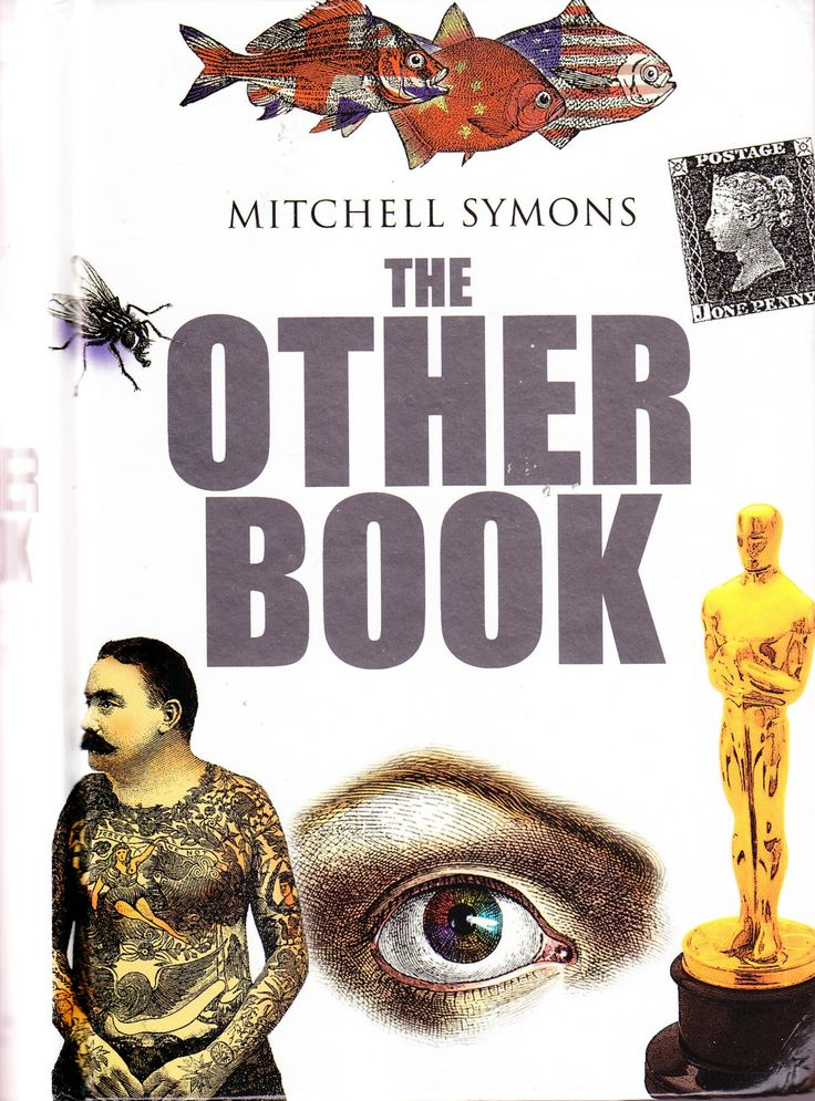 """The Other Book"" av Mitchell Symons - Bought used on eBay/World of Books/Abe Books"