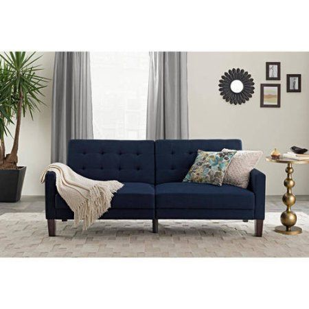 Free Shipping. Buy Better Homes and Gardens Porter Futon, Multiple Colors at Walmart.com