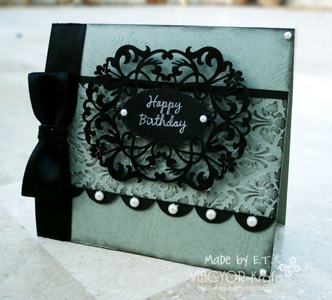 CASE with For always...would be a beautiful wedding card