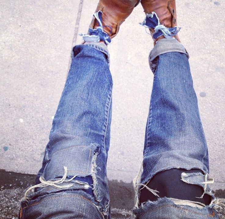 BAZZUL custom #denim