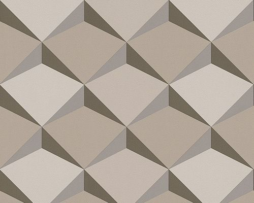 Vliestapete 96031-2 Move Your Wall 3D Muster beige