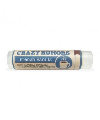 Balzám na rty French Vanilla | Káva a vanilka Crazy Rumors