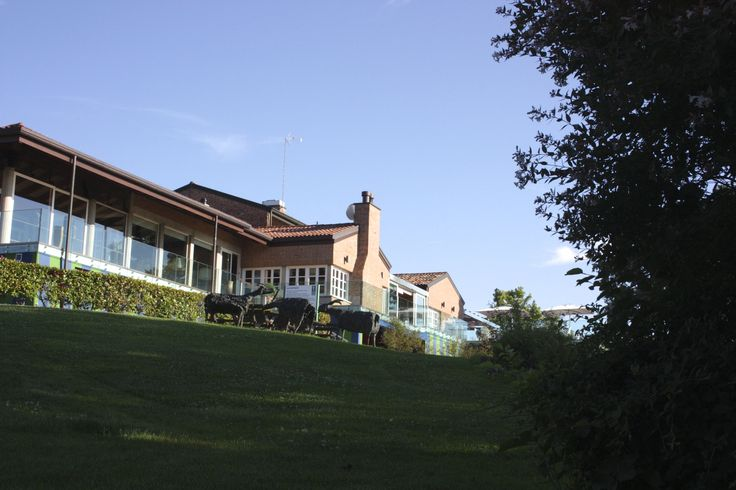Our clubhouse - Udine Golf Club, Fagagna - Italy