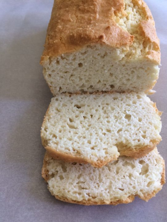 Low carb bread recipe no almond flour