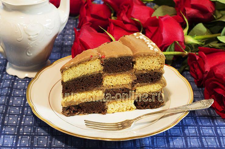Шахматный торт#Chess #Cake #Cake #Cream #Chocolate #Cocoa #Yummy #Baking #Recipes #CakesOnline #Шахматный #Торт #Бисквит #Крем #Шоколадный #Какао #Вкусняшка #Выпечка #Рецепты #ВыпечкаОнлайн