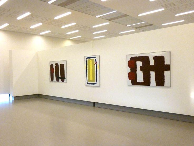 Willem Hussem in Museum Belvedere, Oranjewoud