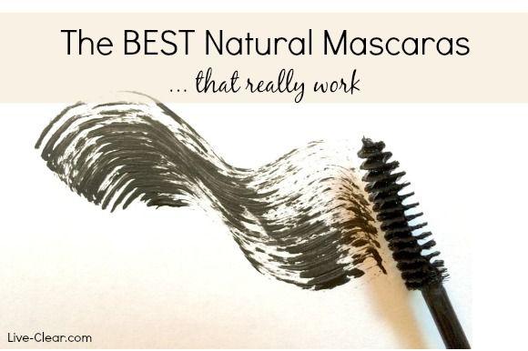 Best Natural Mascara