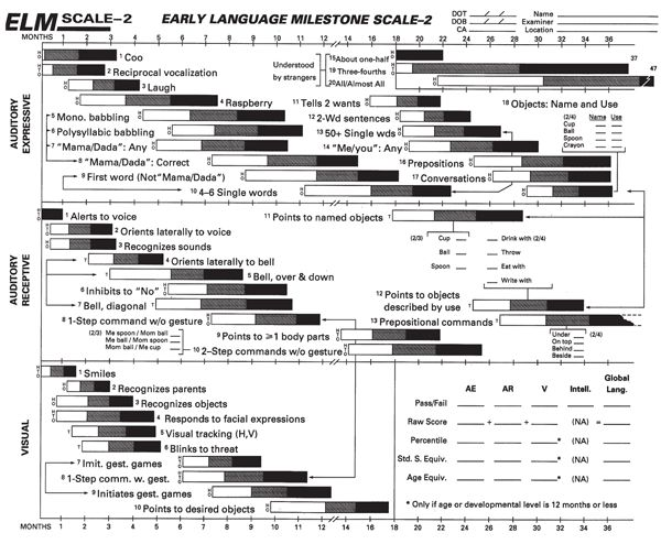 Evaluation and Management of the Child with Speech Delay