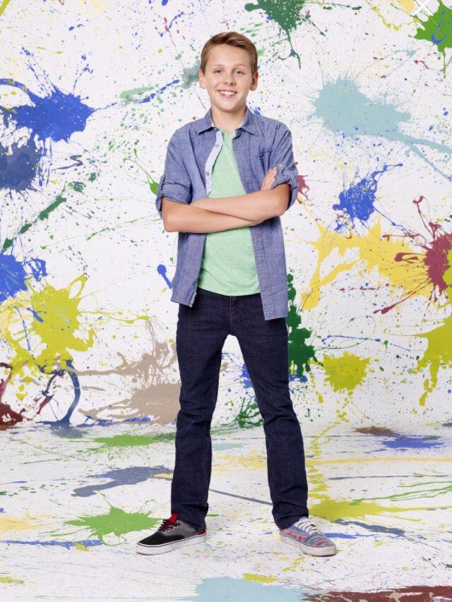 Jacob as Kirby!