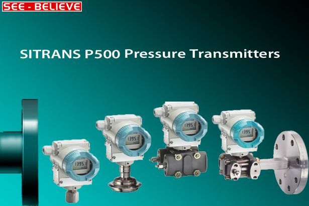SITRANS P500 series pressure transmitters are digital pressure transmitters featuring extensive user-friendliness and which fulfill the maximum stringent needs of accuracy,long-term stability,velocity and plenty more.Their huge capability lets in you to set the pressure transmitter specifically to satisfy the requirements of your application.
