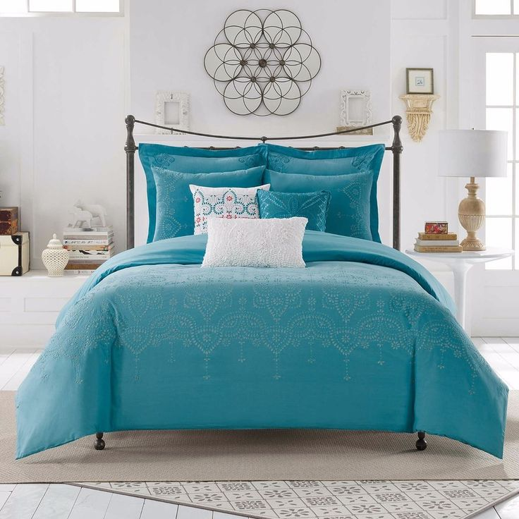 17 Best Ideas About Blue Brown Bedrooms On Pinterest: 17+ Best Ideas About Teal Comforter On Pinterest