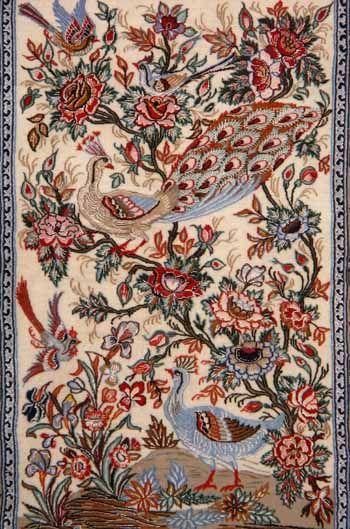 Esfahan Persian Rug