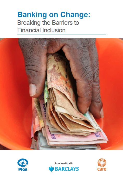 Banking on Change has released a report which examines the barriers to financial inclusion in developing countries. The study, entitled 'Breaking Barriers to Financial Inclusion', also describes the potential boost to the global economy that large-scale financial inclusion represents.