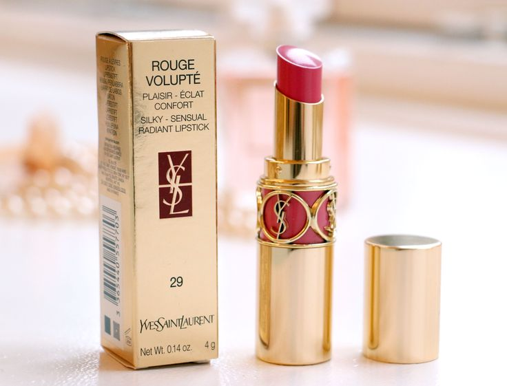 YSL Rouge Volupté Opera Rose