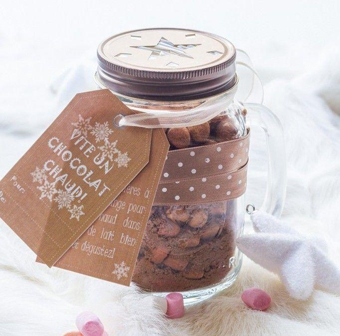 Mix pour Chocolat Chaud (Cadeau Gourmand)