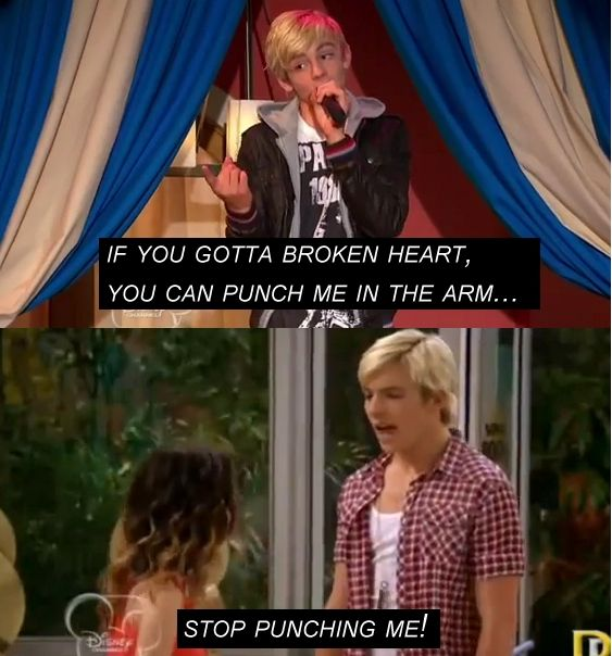 Fan Art of Auslly for fans of Austin & Ally.