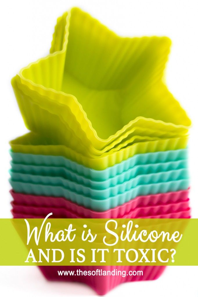 Silicone has become a household name in the fall-out of toxic plastics. It's been touted as inert and versatile. But just what is silicone and is it toxic?