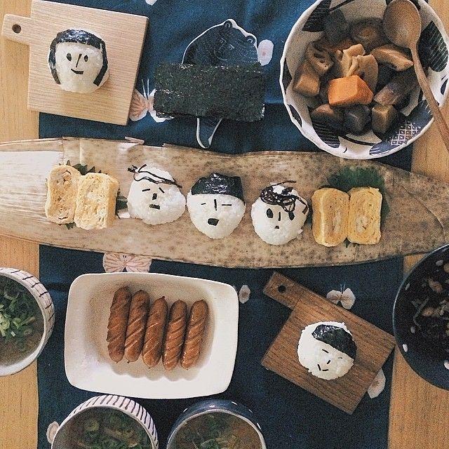 today's breakfast . 地味〜な朝ごはんでおはようございます♥︎ 残り物、残し物な朝ごはん...   Use Instagram online! Websta is the Best Instagram Web Viewer!