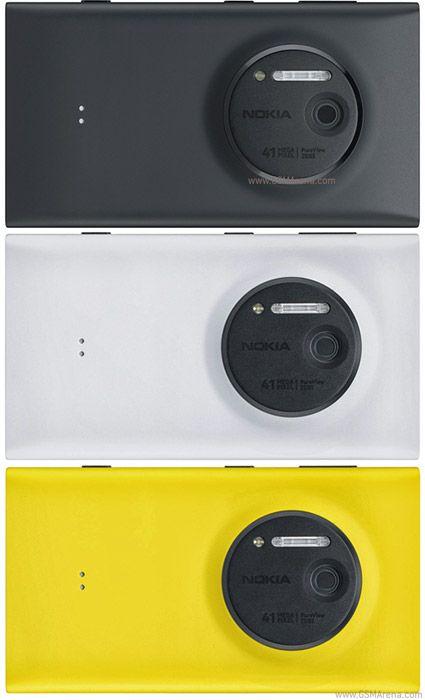 Nokia Lumia 1020. So much want!