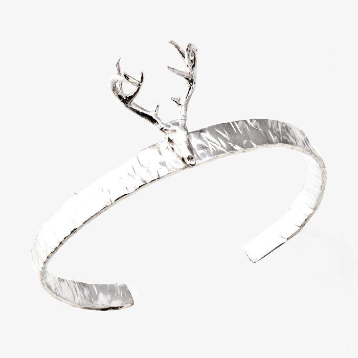 Deer Bracelet by Moogu