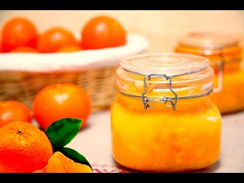 Cómo hacer auténtica Mermelada casera de naranja (mandarina). RECETA COCINA - YouTube