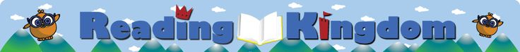 Reading Kingdom is an ingenious online program that teaches children how to read and write.