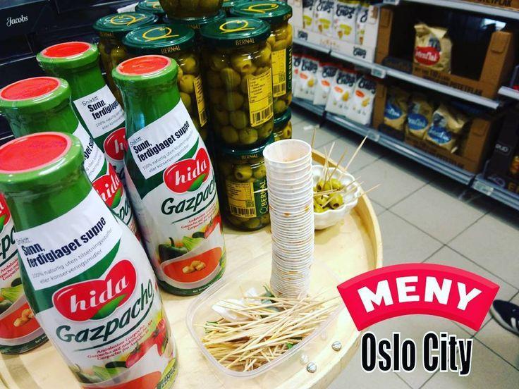 #now på Meny Oslo City yeeeaaahhhh http://ift.tt/2h25LfX Lurer du på hvor du får kjøpt produktene våre? her http://bit.ly/DemoEDI