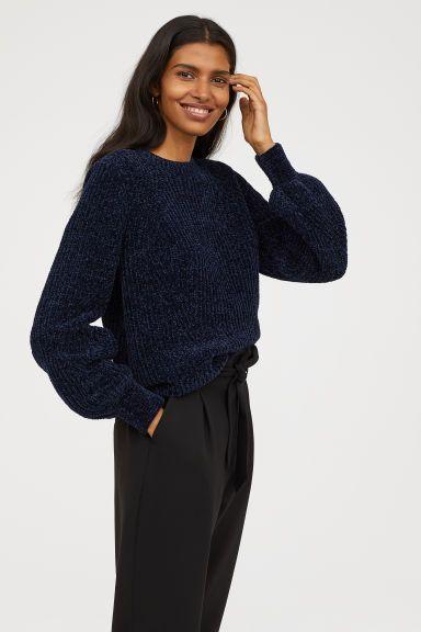 Chenille Sweater  27d70e3e5