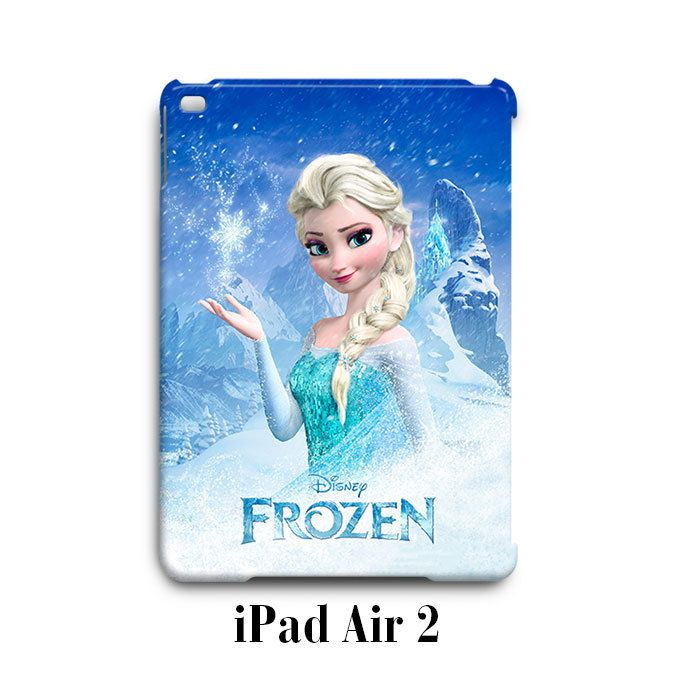 Princess Elsa Frozen iPad Air 2 Case Cover Wrap Around