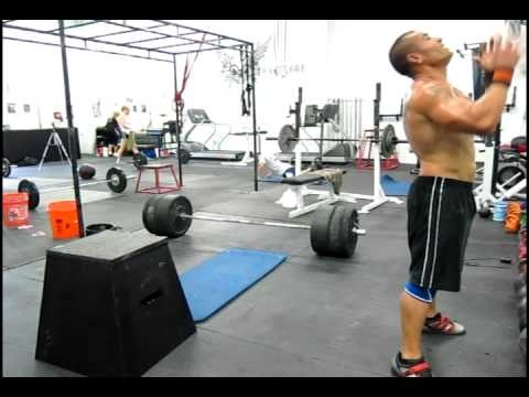 This weeks Crossfit Routine is one which celebrates the life of Adam Brown. This workout is definitely an intense one which focuses on both strength and cardiovascular endurance. Have a look at the full routine and give it a shot next time you hit the gym.