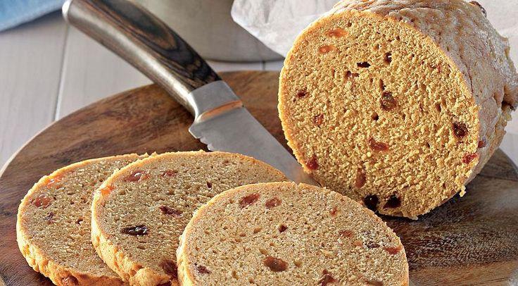 Бостонский темный хлеб