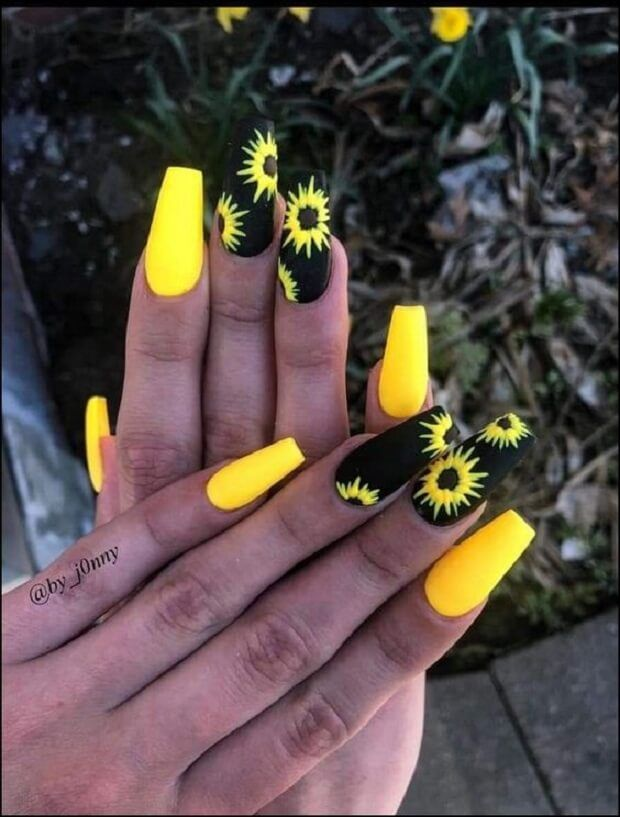 Cute Simple Summer Nail Ideas